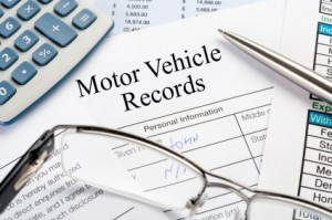driving records